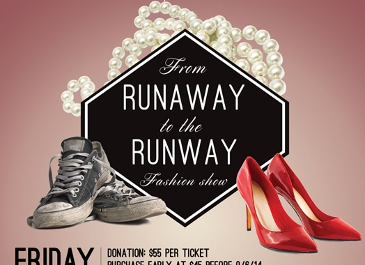 Miracles Outreach From Runaway to Runway